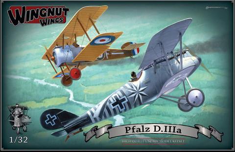Wingnut Wings 1/32 Pfalz D.IIIa Model Kit