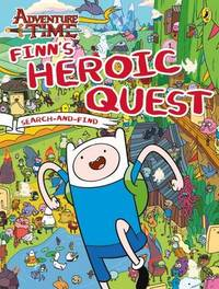 Adventure Time: Finn's Heroic Quest Search-and-Find