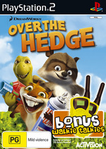 Over The Hedge Bonus 2 Walkie Talkies for PlayStation 2