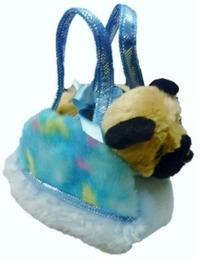 Aurora: Fancy Pal Pet Carriers - Tye Dye Blue