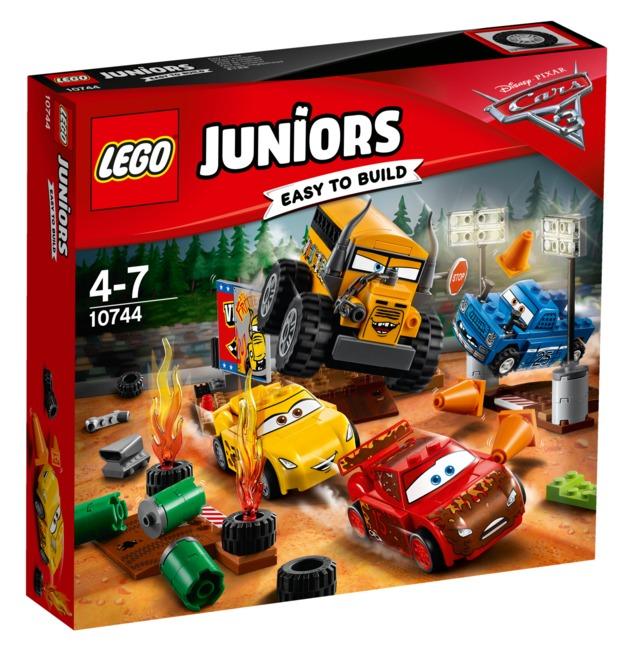 LEGO Juniors - Thunder Hollow Crazy 8 Race (10744)
