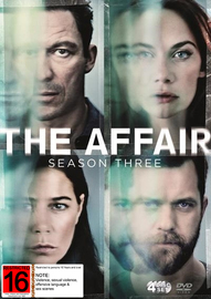 The Affair - Season Three on DVD