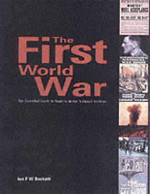 The First World War by Ian F Beckett image