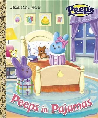 LGB Peeps in Pajamas by Andrea Posner-Sanchez