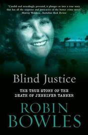 Blind Justice by Robin Bowles image