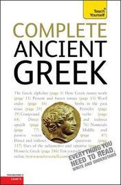 Complete Ancient Greek by Gavin Betts