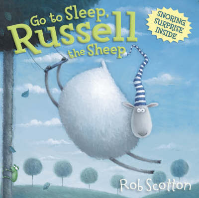 Go to Sleep, Russell the Sheep by Rob Scotton image