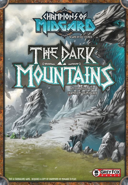 Champions of Midgard: The Dark Mountains - Expansion