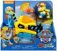 Paw Patrol: Sea Patrol Vehicle - Rubble