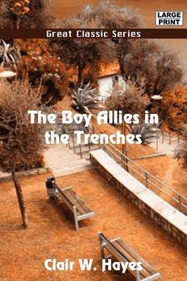 The Boy Allies in the Trenches by Clair W. Hayes image