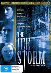 The Ice Storm on DVD