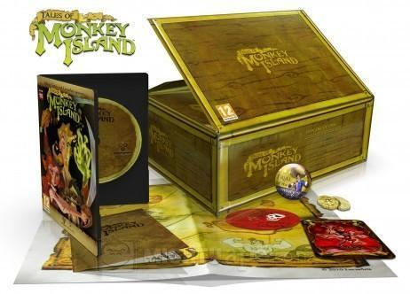 Tales of Monkey Island Collector's Edition for PC