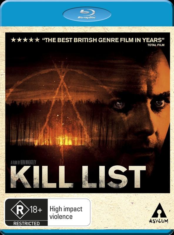 Kill List on Blu-ray