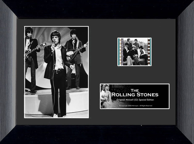FilmCells: Mini-Cell Frame - Rolling Stones (S2)