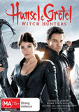 Hansel & Gretel: Witch Hunters on DVD