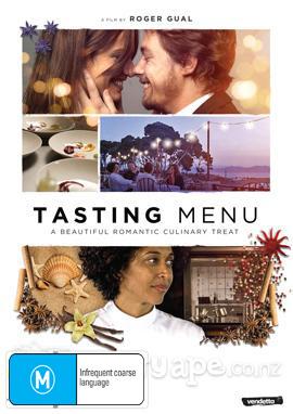 Tasting Menu on DVD