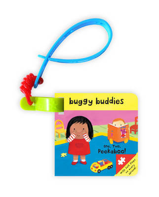 Little Peekaboo Buggy Buddies: One, Two, Peekaboo!