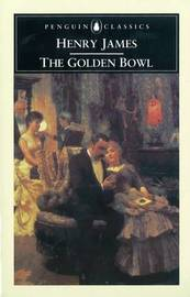 The Golden Bowl by Henry James image