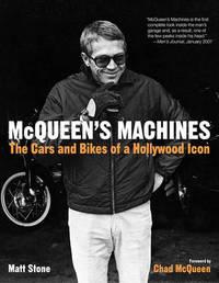 Mcqueen'S Machines by Matt Stone