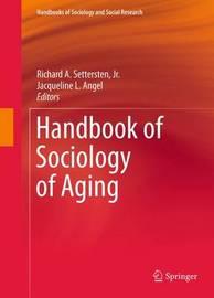 Handbook of Sociology of Aging