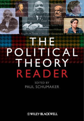 The Political Theory Reader image