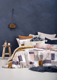 Bambury Queen Quilt Cover Set (Soho) image
