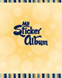 My Sticker Album: Boys Sticker Collection by Debra Hartley