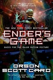Ender's Game (Ender #1) by Orson Scott Card