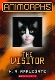 The Animorphs #2 The Visitor by K.A Applegate