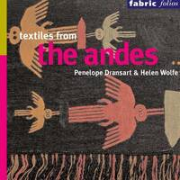 Textiles of the Andes (Fabric Folios) by Penelope Dransart image