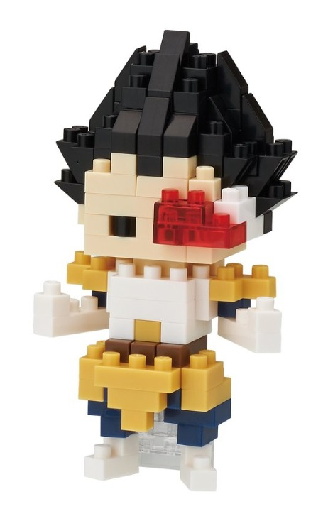 nanoblock: Dragon Ball Z - Vegeta