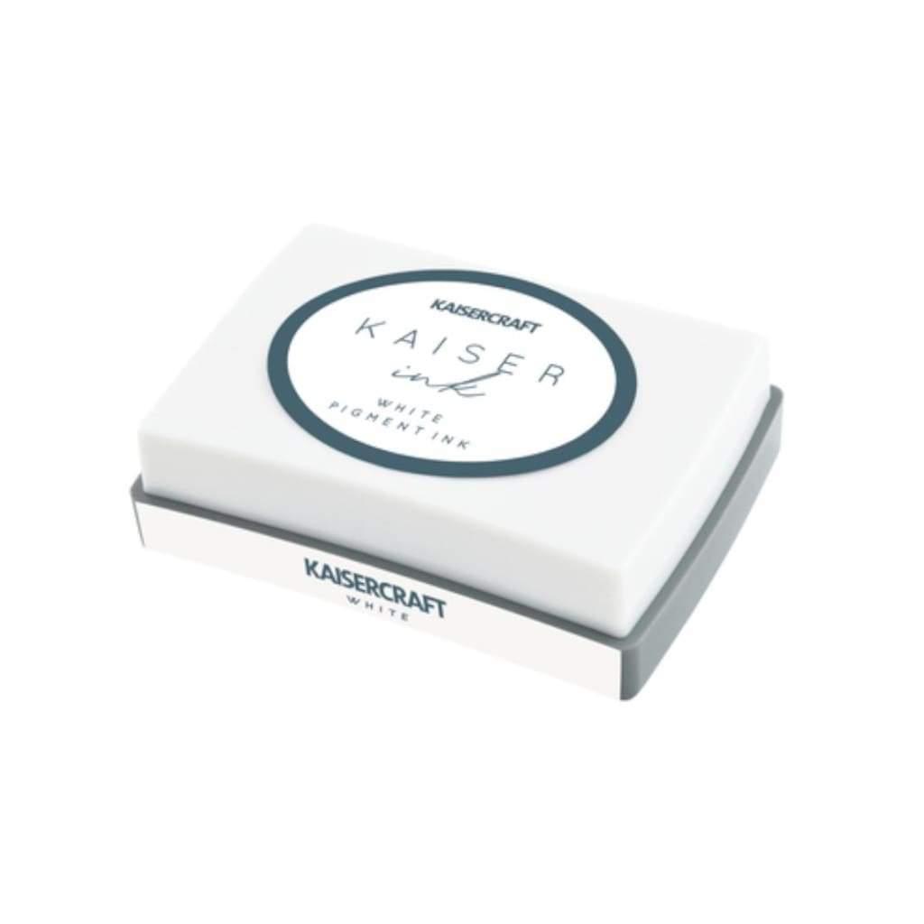 Kaisercraft: Ink Pad - White Pigment image