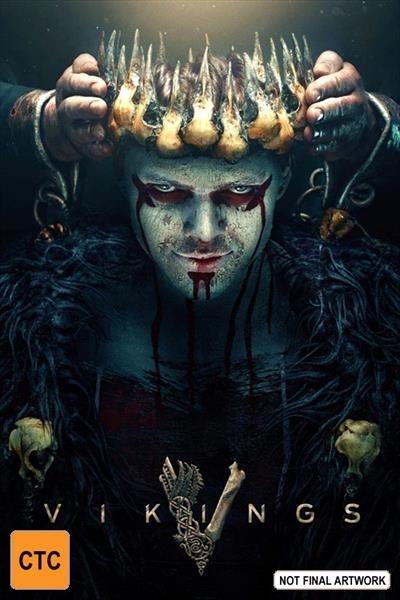 Vikings: Season 5 Part 2 on Blu-ray image