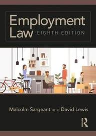 Employment Law by Malcolm Sargeant