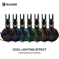 SADES Diablo Gaming Headset for PC
