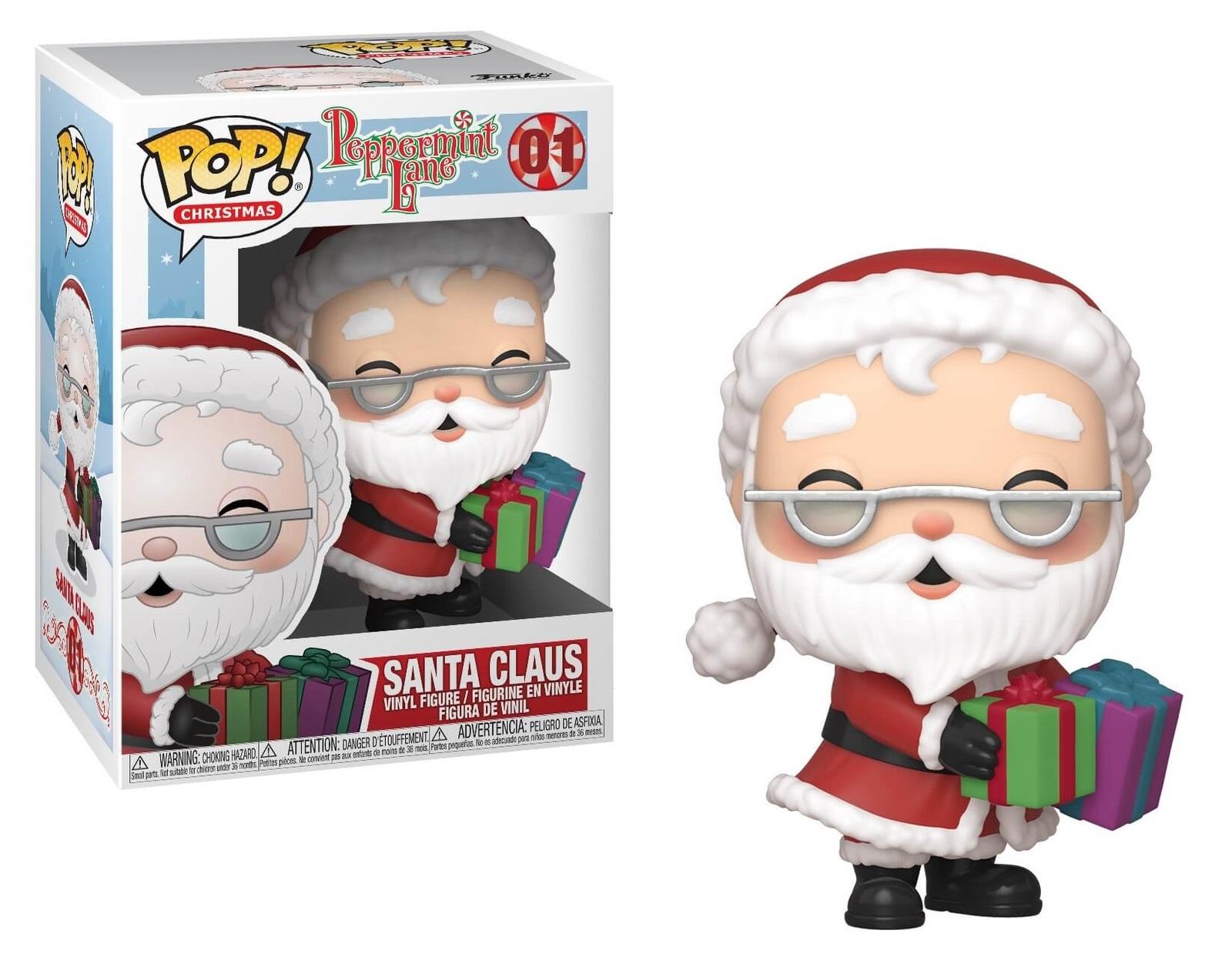 Peppermint Lane: Santa Claus - Pop! Vinyl Figure image