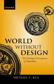 World Without Design by Michael C Rea image