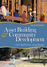 Asset Building and Community Development by Gary Paul Green image