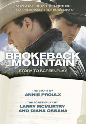 """Brokeback Mountain"": Story to Screenplay by Annie Proulx image"