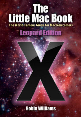 The Little MAC Book by Robin Williams