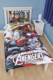 Marvel Avengers Team - Single Duvet Set