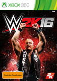 WWE 2K16 for Xbox 360