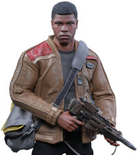 "Star Wars: The Force Awakens - 12"" Finn Figure"