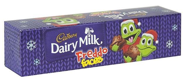 Cadbury Freddo Faces Tube (72g)