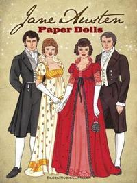Jane Austen Paper Dolls by Eileen Miller
