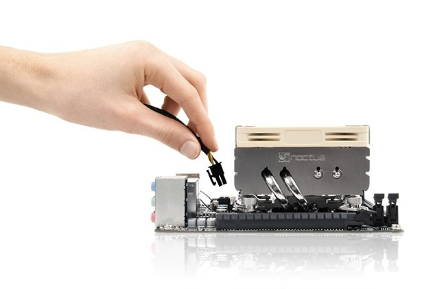 Noctua NH-L9x65 HTPC CPU Cooler image