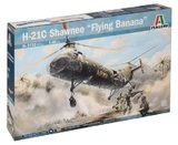 Italeri: 1/48 H-21C Shanwee Flying Banana - Model Kit