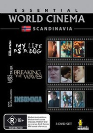 Essential World Cinema - Scandinavia (3 Disc Set) on DVD image