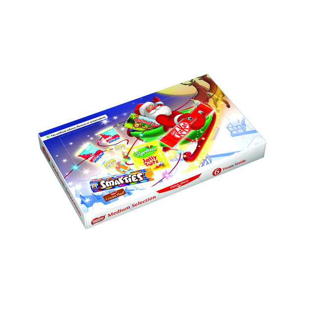Nestle Kids Medium Selection Box (143.7g)