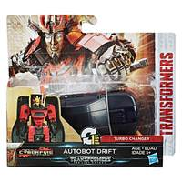 Transformers: The Last Knight: 1-Step Turbo Changer (Autobot Drift) image
